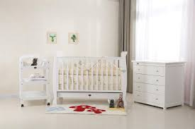change table mat brand new sleigh cot package 3in1 cot change table u0026amp