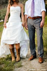 short wedding dresses with cowboy boots cowboy boots wedding