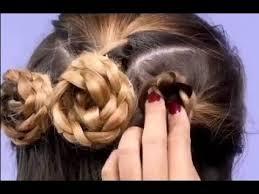 tutorial menata rambut panjang simple 3 cara paling mudah menata rambut panjang youtube