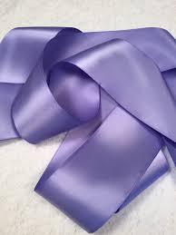 purple satin ribbon purple satin ribbon iris satin ribbon light purple ribbon flower
