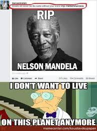 Nelson Meme - rip nelson mandela by koustavdeypapan meme center