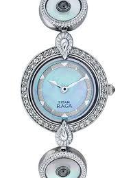 swarovski crystal bracelet watches images Titan ladies blue mop dial quartz watch with swarovski crystals jpg