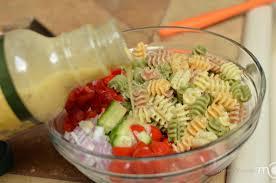 italian pasta salad mom u0027s dish