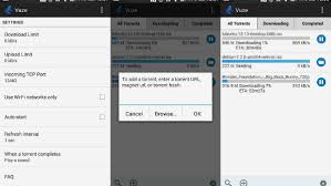 vuze for android best 7 torrent apps for your android phone mashtips