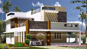 india house plan in modern style u2013 kerala home design and floor