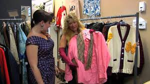 cheap chic shop for vintage clothing youtube