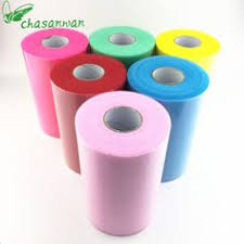 spools of tulle tulle roll 5cm 25yards fabric spool tutu party gift wrap mariage