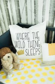 Wild Things Interiors Where The Wild Things Are Nursery Themed Nursery Wild Things