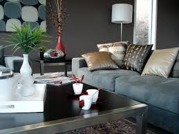charcoal microfiber sectional sharp project on www alduncan us
