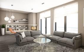 wohnideen in grau wei wohnzimmer modern braun weiß rheumri