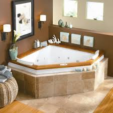 bathtubs idea amazing corner tub shower combo corner bathtub