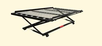 Twin Bed Frame With Trundle Pop Up Bed Frame U2013 The Imperial Furniture