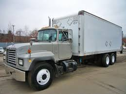 mack trucks for sale 1999 mack rd690s tandem axle box truck for sale by arthur trovei