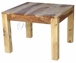 sheesham wood solid square table with brass fitted sheesham wood furniture sheesham wood furniture
