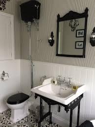 bathroom black and white tiles industrial full size bathroom black tiles ideas deluxe modern white interior design