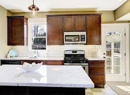 White Marble Kitchen by Kitchen Design Gallery Great Lakes Granite U0026 Marble