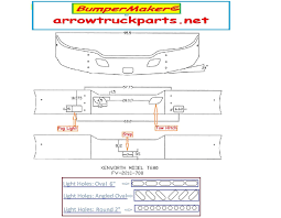 kenworth aftermarket parts kenworth t680 bumper