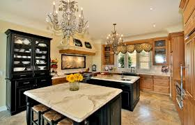 two kitchen islands spacious kitchen designs with two islands
