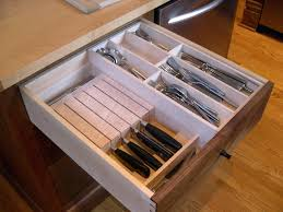 Knife And Fork Drawer Insert Cutting Board And Knife Top 10 Smart Storage Solutions For Your