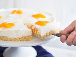 wenn mandarinen zum deiner philadelphia torte werden