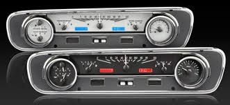 1965 mustang instrument cluster 65 ford falcon ranchero and mustang