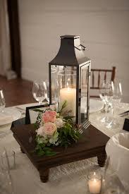 lantern centerpiece iron lantern reception centerpiece elizabeth designs the