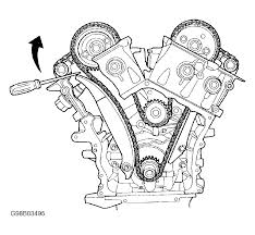 chrysler 2 7l timing replaced timing chain on 2 7l chrysler