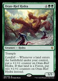 Mtg Card Design From The Ashes Blog Mtgprice Com