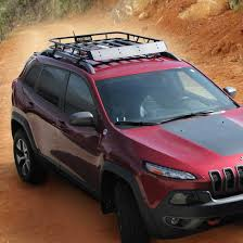 jeep liberty accessories garvin industries wilderness racks