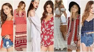 moda boho tendencia moda verano 2017 boho chic noticias de moda argentina