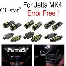 Jetta Interior Lights Not Working Aliexpress Com Buy 12 X Error Free For Volkswagen Mk4 Jetta Led