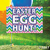 Easter Egg Hunt Garden Decorations by Save On Easter Outdoor Decor U0026 Garden Oriental Trading