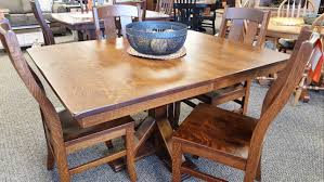 amish dining room tables dining sets amish home gallery
