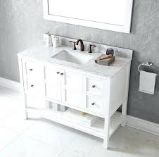 Marble Sink Vanity Marble Top Bathroom Vanity Black Centom Onsingularity
