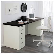 long desk ikea my new ikea desk this is my six foot long desk full size of desklong desk with drawers for gratifying butcher block desk top custom