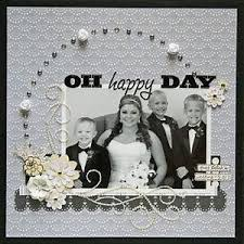 wedding scrapbook page wedding scrapbook page aol image search results