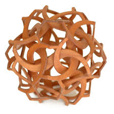 collection of 3d printed sculptures jewelry wood sculptures and