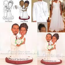black cake toppers stylish embrace wedding cake topper