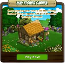 may flower garden escapade 2013 in farmville feature farmville task