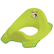 kinder toilettensitz baby direkt de keeeper funny farm kinder toilettensitz mit anti