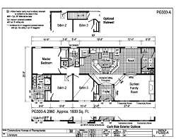pinecrest modular ranch pg300a find a home commodore homes