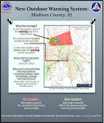 World Map Of Tornadoes by Tornado Sirens In Madison County Now Site Specific Will No Longer