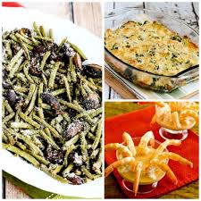 25 low carb and gluten free side dishes appetizers and