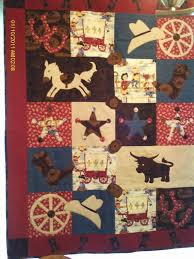 theme quilts best 25 cowboy quilt ideas on baby quilt patterns