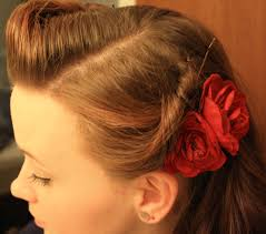 easy vintage hairstyles quick and easy retro hairstyle retro hairstyles vintage and