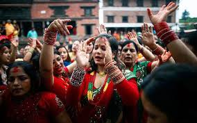 today is hariyali teej what is it and why is it celebrated
