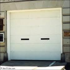Overhead Roll Up Door Insulated Steel Overhead Sectional Roll Up Door H 20