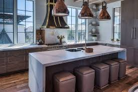 gourmet kitchen islands gourmet kitchen islands awesome gray wash kitchen island with
