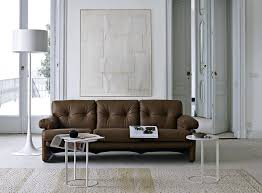 coronado sofa by afra and tobia scarpa for b u0026b italia