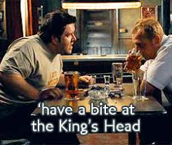 Shaun Of The Dead Meme - shaun of the dead foreshadowing album on imgur